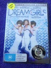 DREAMGIRLS - 2 DISC SET BEYONCE REGION 4 BRAND NEW DVD FREE POST #barbarajane06