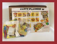 Vintage Mail Away Kellogg's Birthday Party Box - New-Never Used W/ Original Box