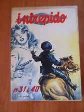 INTREPIDO n°31 1960 Gastone Nencini   [G443] - BUONO
