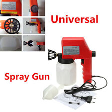 New Electrical Paint Spray Gun 220V 0.8mm nozzle Paint Spray Gun Paint Sprayers