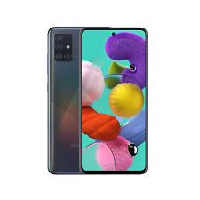 "OB Samsung Galaxy A51 128GB A515F/DS 6.5"" Quad 48MP Camera Phone Factory Unlocke"