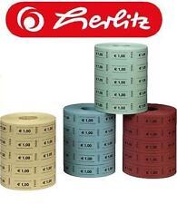 5000 x HERLITZ Wertmarke, Eintrittskarten, Essenmarken, Biermarken, Wertmarken