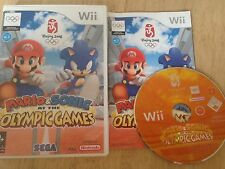Mario & Sonic at the Olympic Games (Nintendo Wii, 2007)