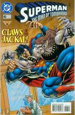 Superman: Man of Tomorrow # 6 (Paul Ryan) (USA, 1996)