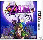 Used 3DS The Legend of Zelda Majora's Mask NINTENDO 3DS JAPANESE IMPORT