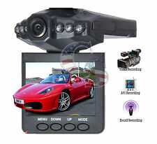"New 2.5"" Full HD 1080P Car DVR Vehicle Camera Video Recorder Dash Cam YKS"