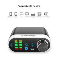 AIYIMA TPA3116 Bluetooth 5.0 Amplifiers Mini Class D Stereo Power Amplifier
