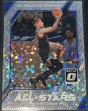 Stephen Curry 2017-18 Donruss Optic ALL-STARS FAST BREAK PRIZM Card (no.1)