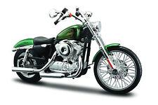 2013 Harley Davidson XL 1200V Seventy-Two, maisto Motorcycle 1:12