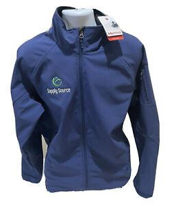 Marmot Mens Gravity Softshell Fleece Navy Blue Jacket XXL Supply Source NWT
