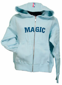 Reebok NBA Basketball Junior Women's Orlando Magic Hoodie Sweatshirt