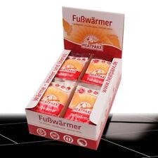 Heatpaxx 40 Paar Fusswärmer Schuhwärmer Thermopads Zehenwärmer Wärmer