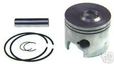 Mercury Optimax 2.5L Large Wrist Pin V6 Outboard Port Side Piston Kit +.015""