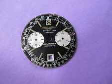 BREITLING AUTOMATIC  NAVITIMER VINTAGE CHRONOGRAPH DIAL GOLD WINGS