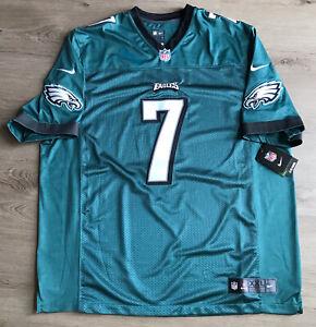 Michael Vick #7 Philadelphia Eagles New OnField Green Jersey Nike Size 2XL   NWT