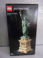 Lego Architecture 21042 estatua of Liberty (Nueva York, EE. UU.) - nuevo