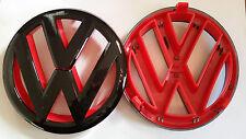 Stemma Logo Emblema Marchio Cofano Griglia Anteriore VW GOLF 6 VI GTI R20 135mm