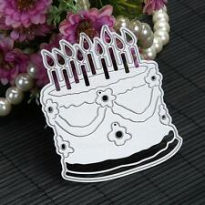 Big Cake Cutting Dies Stencil DIY Scrapbooking Album Paper Card Embossing Craft