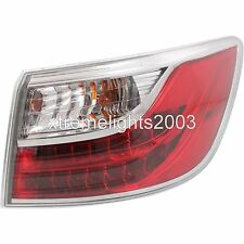 MAZDA CX9 CX-9 2010-2012 RIGHT PASSENGER OUTER TAILLIGHT TAIL LIGHT REAR LAMP