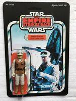 KENNER 1981 REBEL SOLDIER On EMPIRE STRIKES BACK  41 BACK STAR WARS MINT HOTH