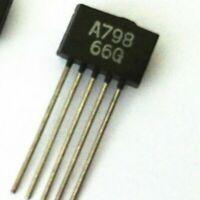 2pcs 2SA979 A979 Audio Transistor MITSUBISHI SIP-5