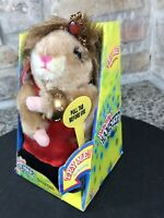 Vintage Gemmy Princess Dancing Queen Animated Singing Hamster New In Box Doll