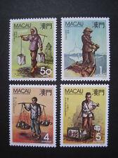 China - Macau  MiNr. 612-615 postfrisch** (N 644)