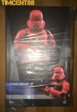 Ready! Hot Toys MMS562 STAR WARS: THE RISE OF SKYWALKER 1/6 SITH JET TROOPER