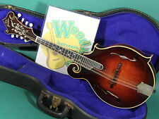 1980 R.L.GIVENS F-5 FERN MANDOLIN Excellent Condition W/HSC FREE SHIPPING!!