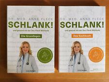 Schlank ! und gesund mit der Doc Fleck Methode - Grundlagen und Kochbuch