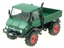 Unimog 406 1956 grün Modellauto WB197 Whitebox 1:43