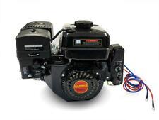 GasBike 196cc Electric Start 6.5Hp Gasoline Engine - Ohv 4-Stroke