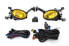 06-08 Honda Civic FG 2 door JDM Yellow Fog Light Kit EX DX LX SI Mugen