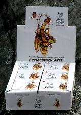 Kamini Puff the Dragon Incense Cones 12 Boxes x 10 Cone, 120 Cones Free-Shipping