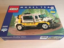 LEGO 5550 System Model Team Custom Rally Van BRAND NEW Vintage LEGO Set in Box