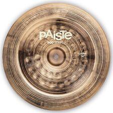 "Paiste 900 Series 14"" China Cymbal/Brand New/Model # Cy0001902614"