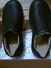 Mens Slightly Used Size 10 Dr Air Ware Marten 8B79 Zack Elastic Slip On Black