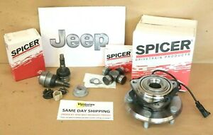 Jeep Wrangler JK Front Dana 30 Wheel Hub Ball Joint U Joint Kit 07-11