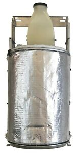KIT Wärmetauscher 80kW komplett inkl.Abgastrakt u. rahmen Ferroli EnergyTop W80