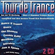 Tour de trance 1 (1993) Dance II trance, Cosmic Baby, intrance feat. [CD DOPPIO]
