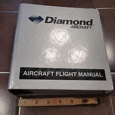 Diamond DA20-C1 Aircraft Flight Manual