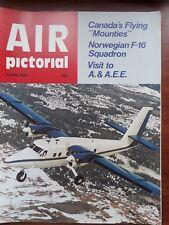 Air Pictorial Magazine - June 1983