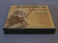Where Have All The Flowers Gone by Pete Seeger CD 611587102423