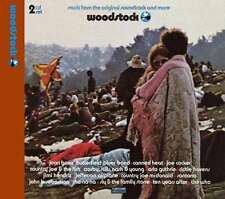 Woodstock (New Edition) [2 CD] RHINO RECORDS
