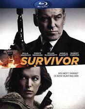 Survivor (Blu-ray) Pierce Brosnan, Milla Jovovich NEW A2