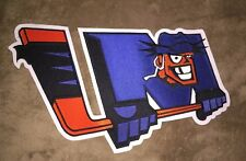 Rare Lewiston MAINEiacs QMJHL CHL CCM Hockey Jersey Front Patch Crests A