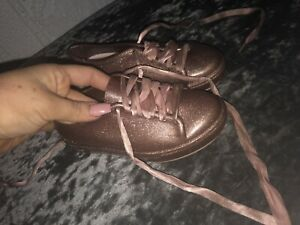 mini melissa Size 10 Pink Trainers/shoes