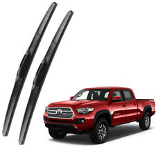Genuine Set Front Windshield Wiper Blades For 2014-2020 TOYOTA TACOMA 2 / 4 Door