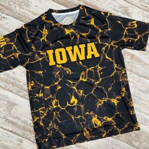 Men's Iowa Hawkeyes Sublimated Dri-Fit T-Shirt, size 2X