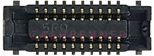 FPC Konnektor BTB Buchse Flex Kabel SlimStack 20 Pins Sony Xperia X Performance